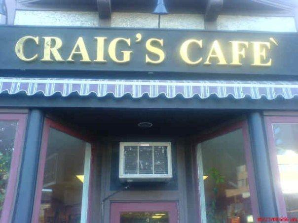 Craigs Cafe