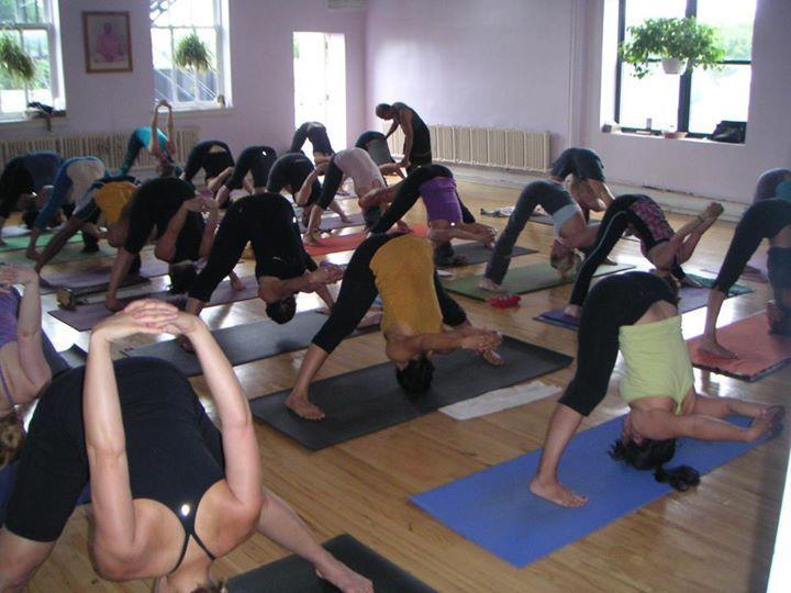 Chicago Yoga Center
