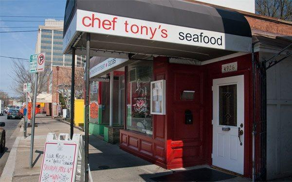 Chef Tonys Restaurant