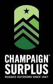 Champaign Surplus