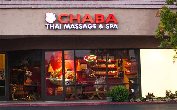 Chaba Thai Massage Spa
