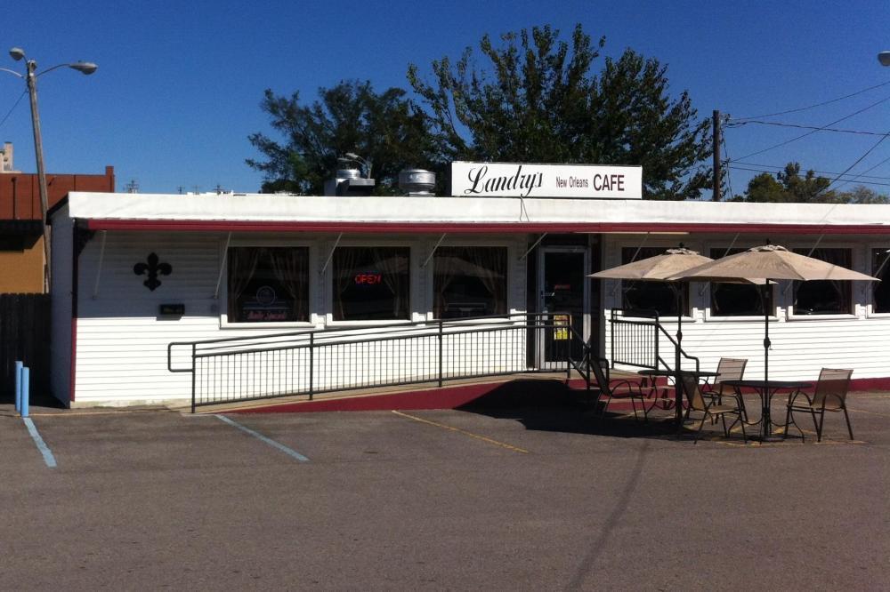 Landrys New Orleans Cafe