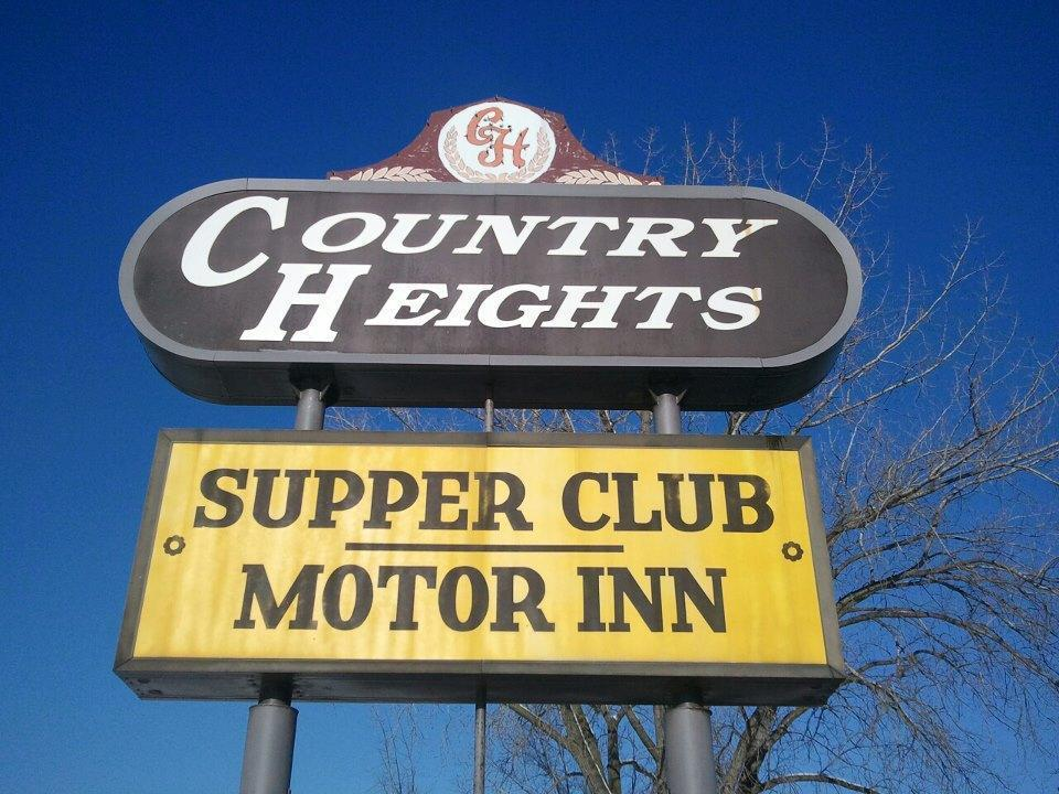 Country Heights Supper Club Motor Inn