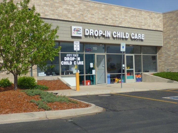 KidsTown DropIn Child Care Center in Highlands Ranch
