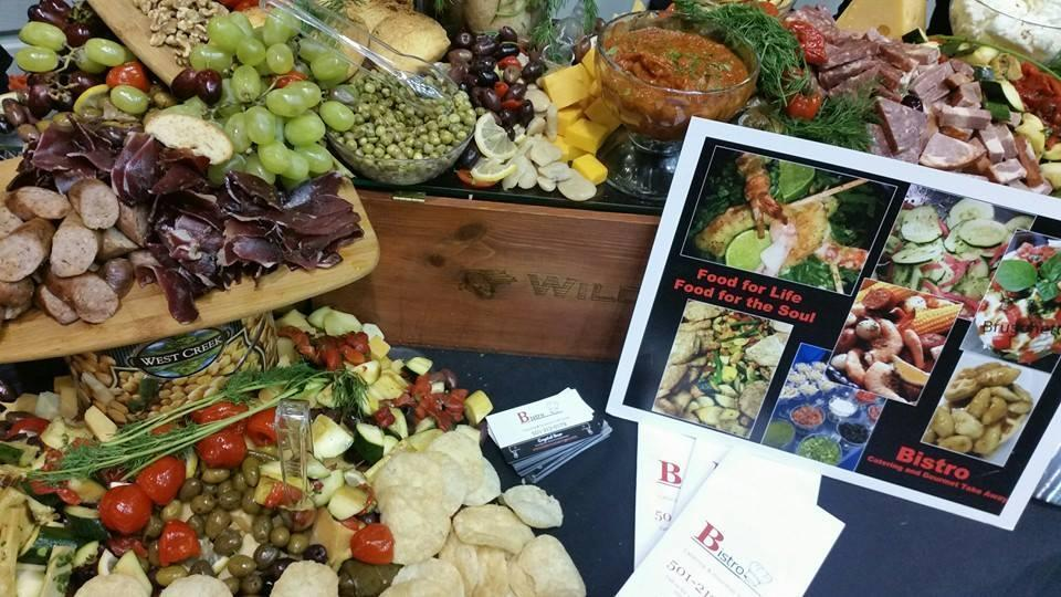 Bistro Catering Gourmet Take Away