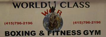 World Class Boxing Gym