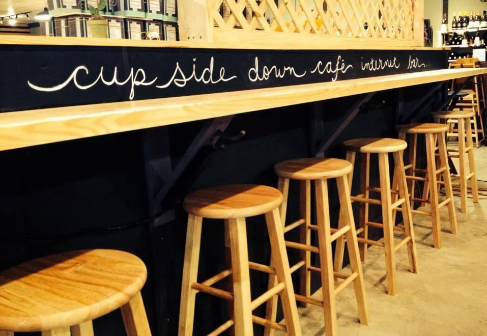 Cupside Down Cafe