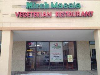 Madhuram Mirch Masala Vegan and Vegetarian