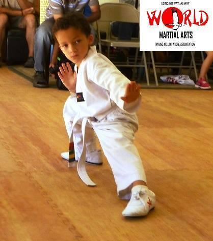 World Martial Arts