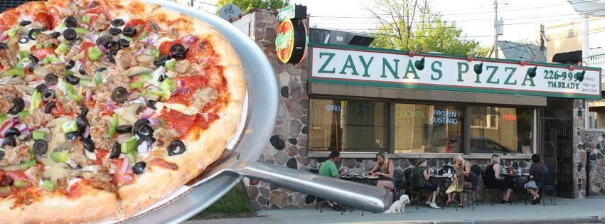 Zaynas Pizza