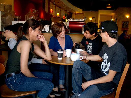 Kinleys House Coffee Teas
