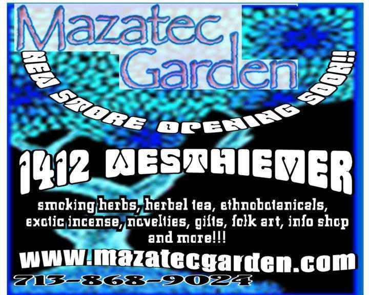 Mazatec Garden