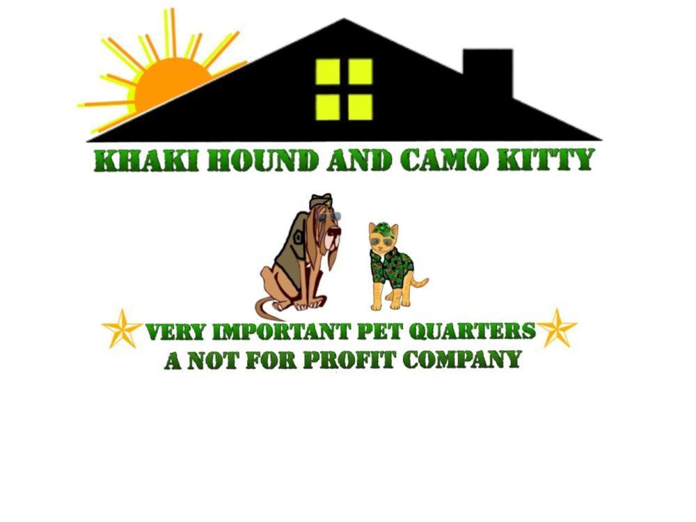 Khaki Hound Camo Kitty