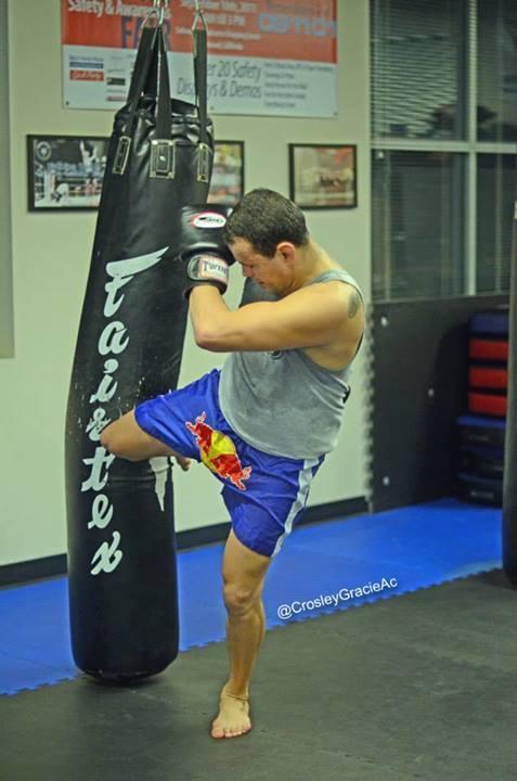 Crosley Gracie Jiu Jitsu Academy