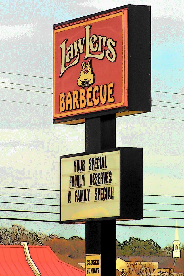 LawLers Barbecue Express 7