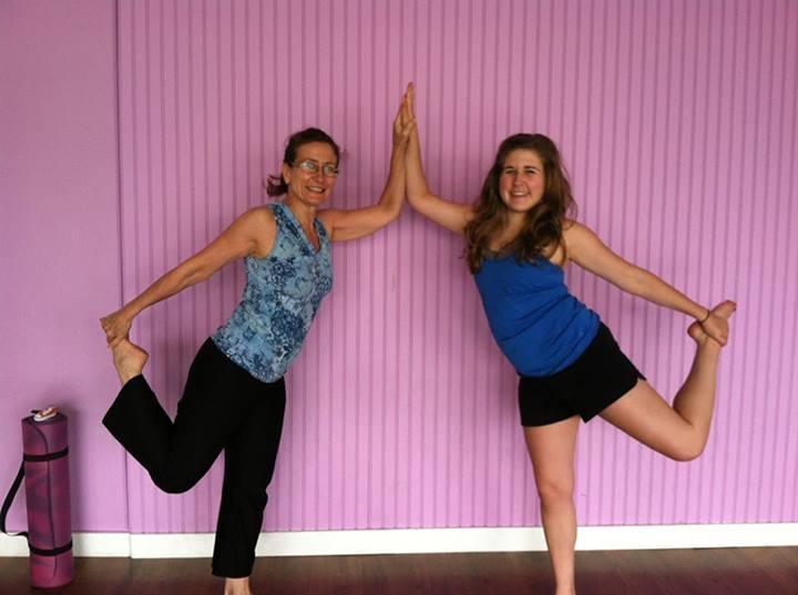 Jenny Smyth Yoga LLC