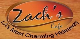 Zachs Cafe