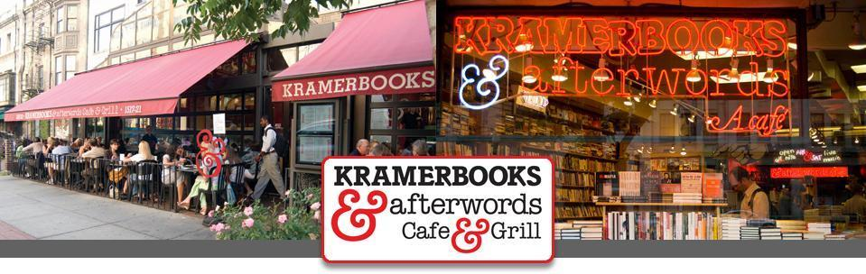 Kramerbooks Afterwords Cafe