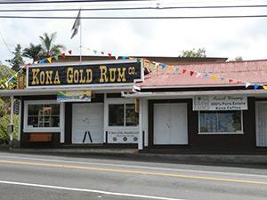 Kona Gold Rum