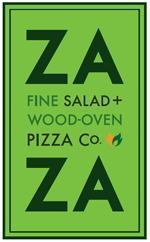 ZAZA Fine Salad WoodOven Pizza Co