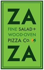 ZAZA Fine Salad WoodOven Pizza Co