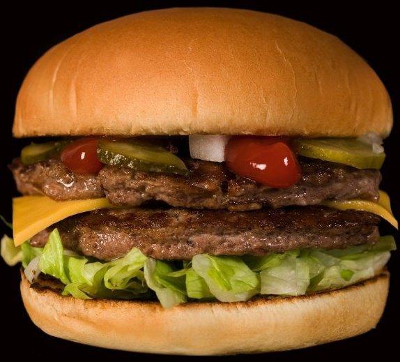 M Burger