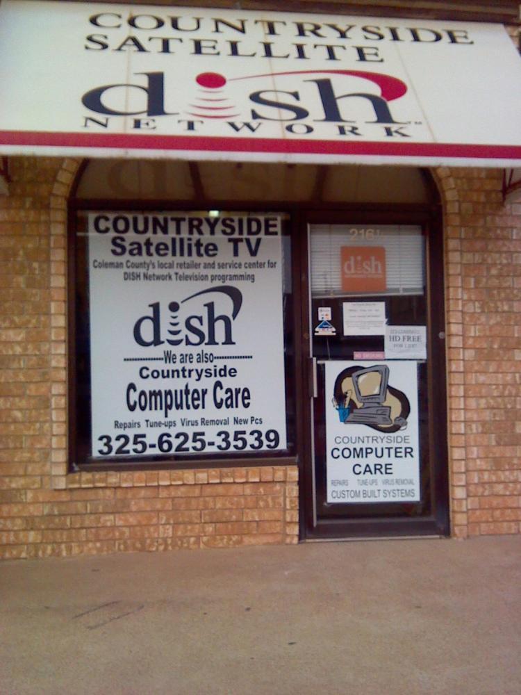 Countryside Satellite TV Computer Repair