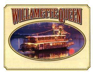Willamette Queen Sternwheeler