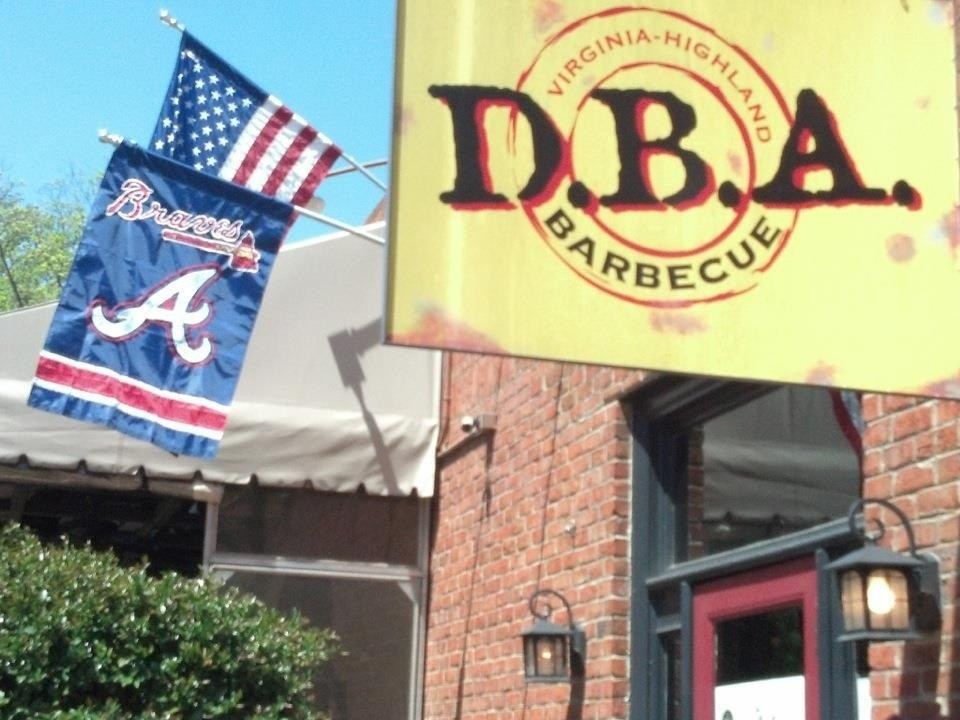 DBA Barbecue