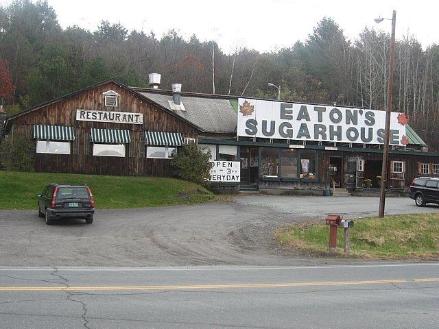 Eatons Sugar House