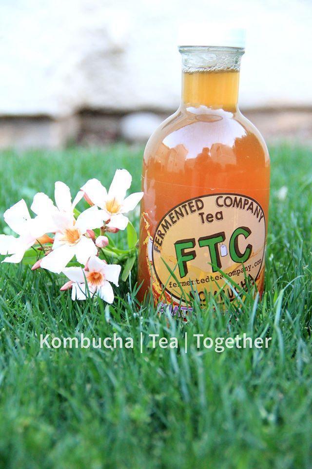 Fermented Tea Company Kombucha Coffee Cafe