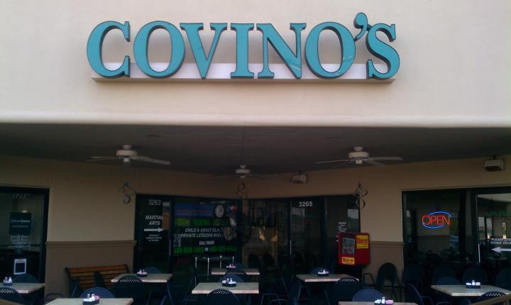 Covinos Pasta Pizza