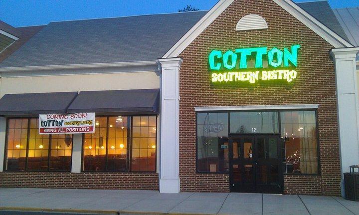 Cotton Southern Bistro