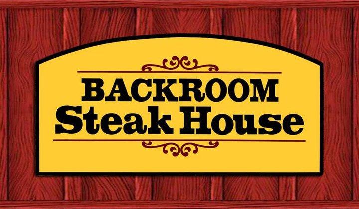 Backroom Steakhouse