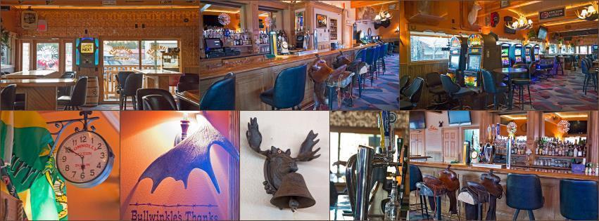Bullwinkles Saloon Eatery