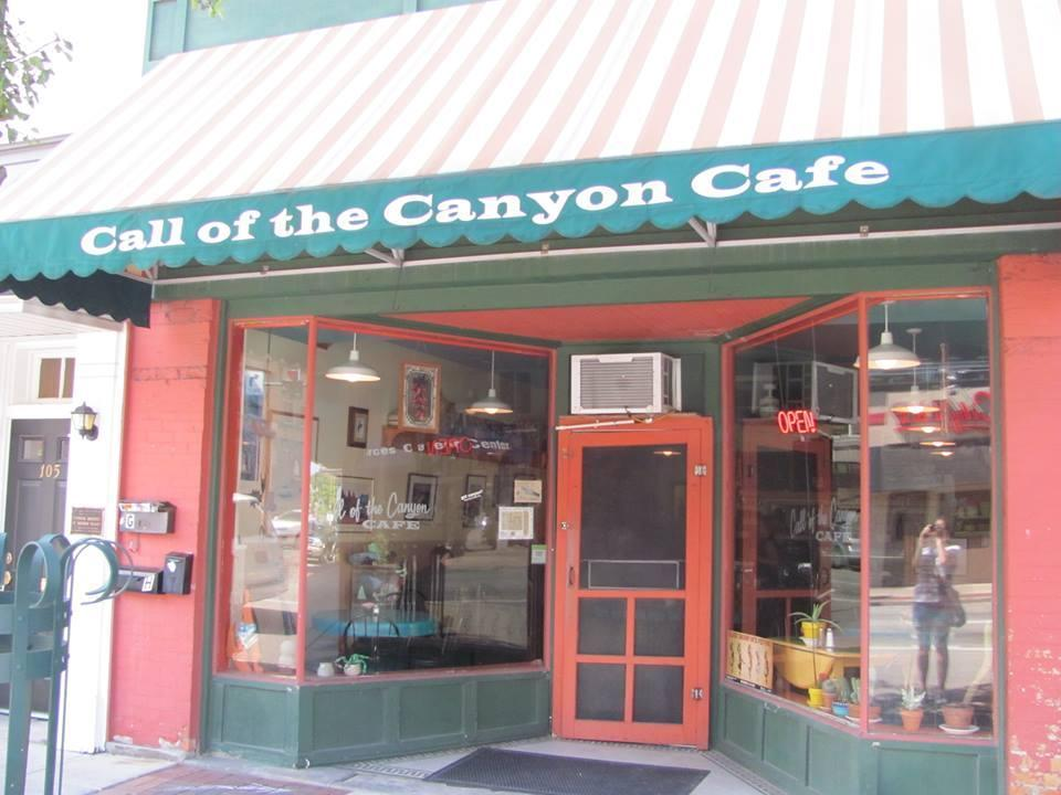 Call of the Canyon Cafe
