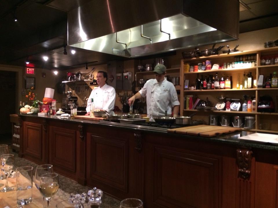 A Chefs Kitchen