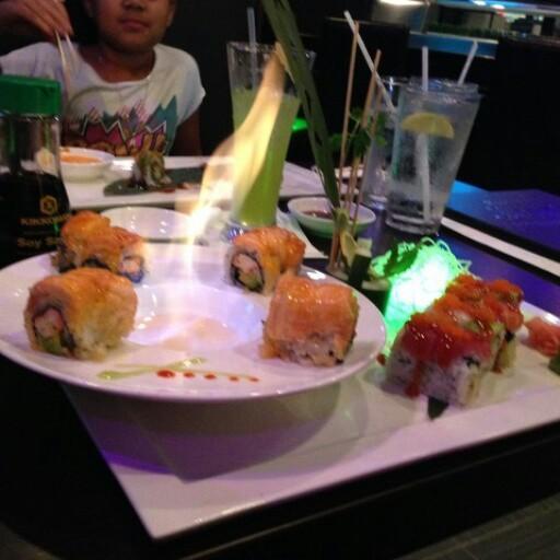 AAki Japanese Sushi Steakhouse