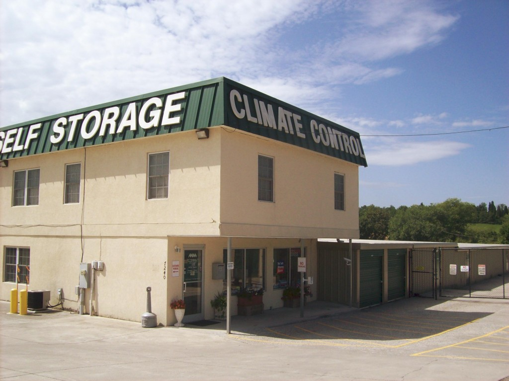 AAAA Self Storage and Moving