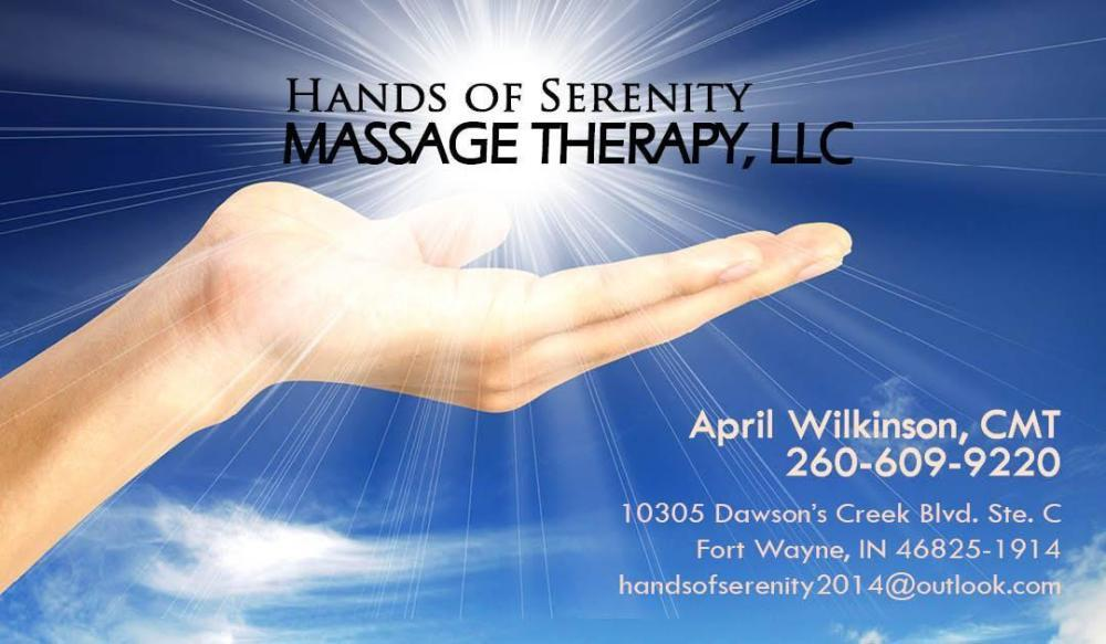 Hands of Serenity Massage Therapy LLC