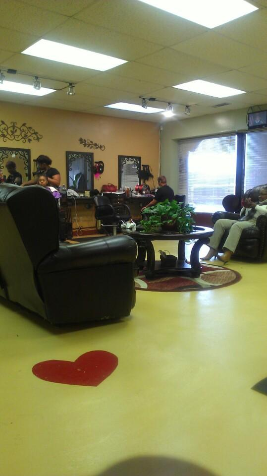 A Touch Of Love Total Hair Care Salon