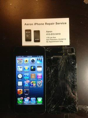 Aaron Iphone Repair and Unlock Service