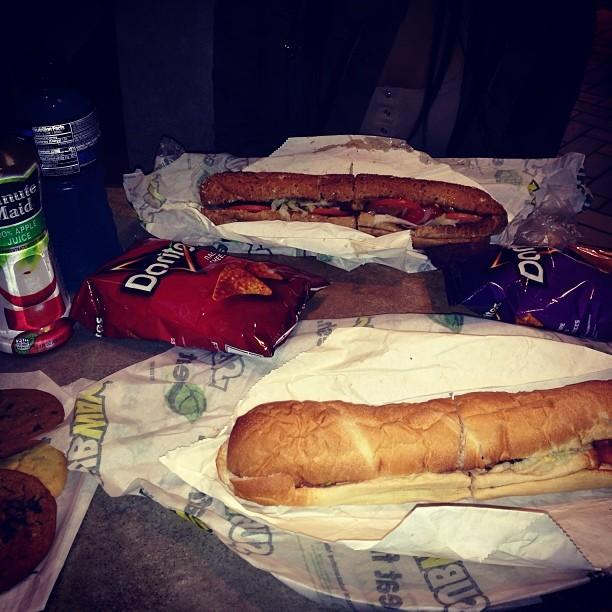 AA Sandwiches