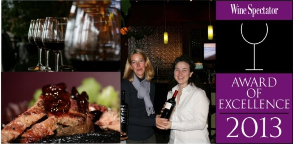 A Wine Flight Bar and Bistro