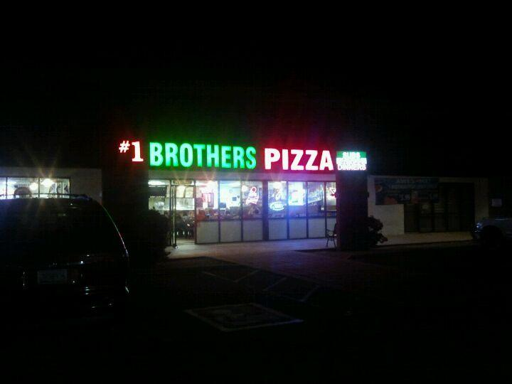 1 Brothers Pizza