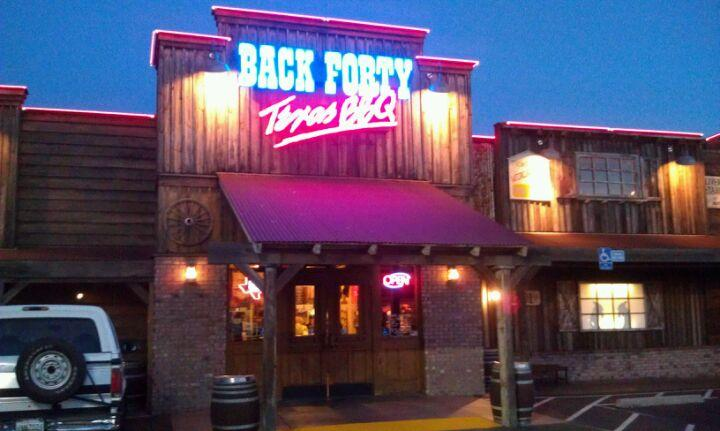A Back Forty Texas BBQ Restaurant Catering