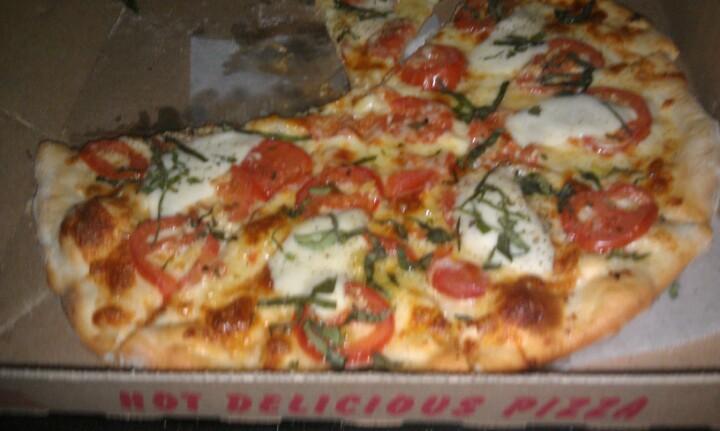 A Brooklyn Pizza