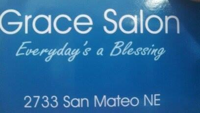 Grace Salon Everydays a Blessing