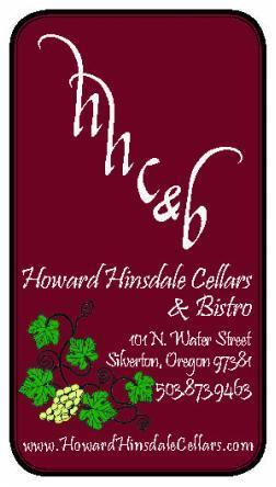 Howard Hinsdale Cellars Bistro