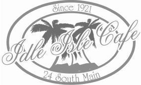 Idle Isle Cafe